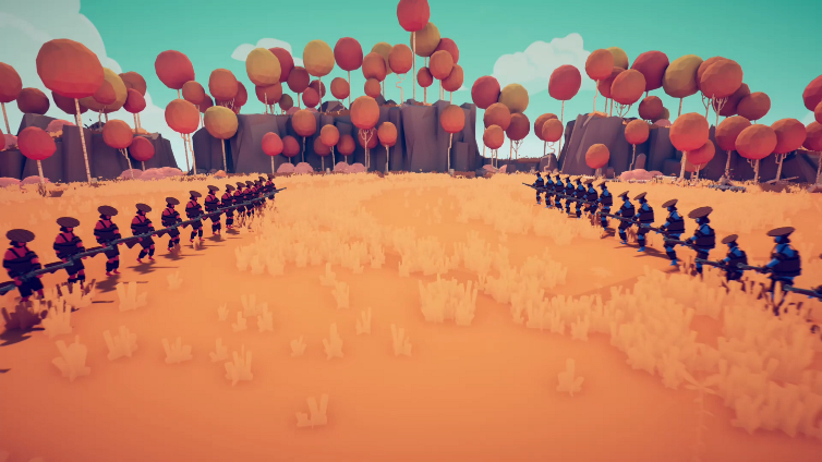 Totally Accurate Battle Simulator (Game Preview)