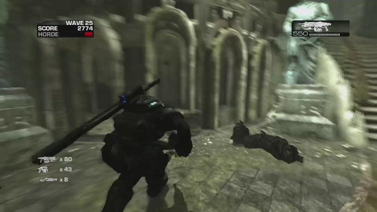 Gears of War 2 (JP)