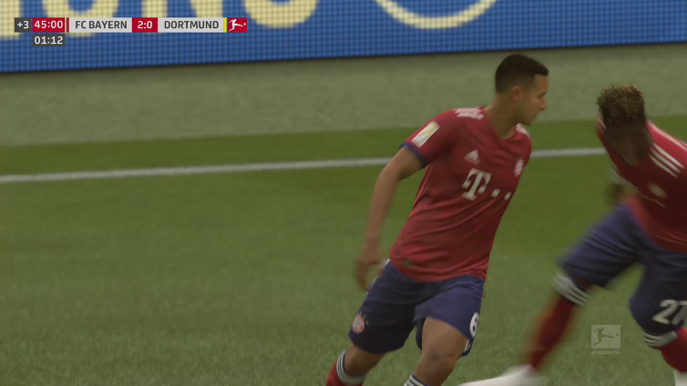 Lucky Luis playing FIFA 19