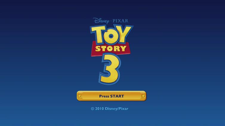 inuyasha playing Toy Story 3