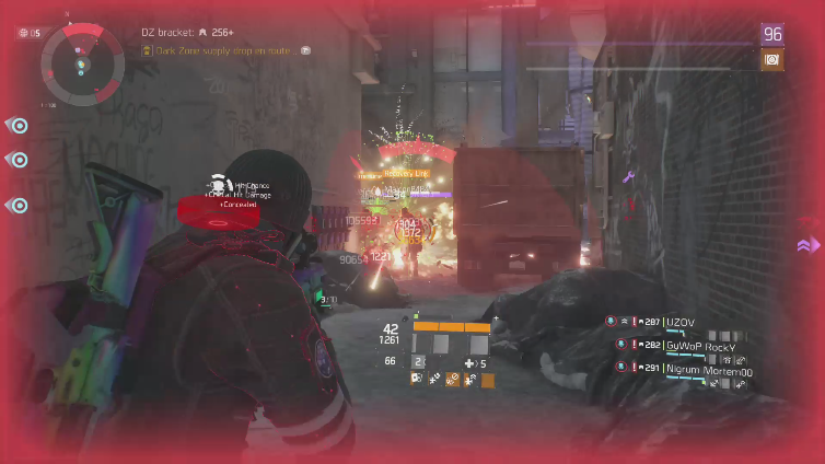 Yes Im Trending playing Tom Clancy's The Division